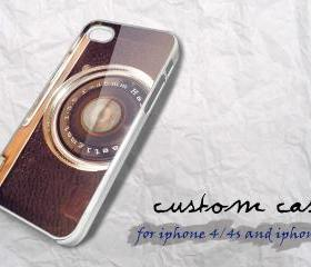 haline anastigmat Camera - Customized iPhone 4/4S & iphone 5